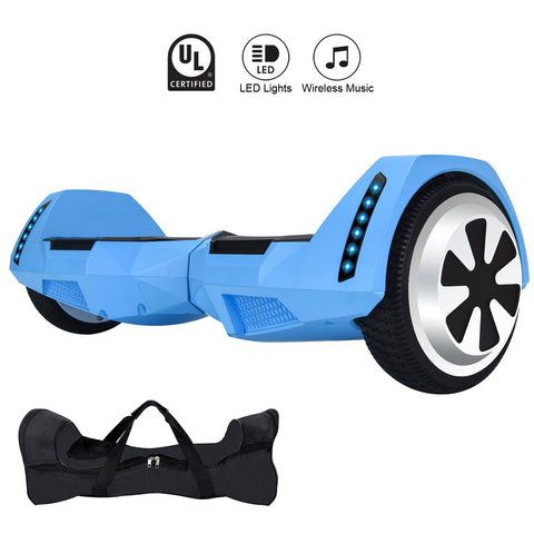 GLARE MR6 Blue Hoverboard