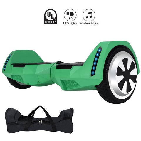 GLARE MR6 Green Hoverboard