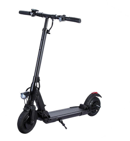 GLARE S5 Black Electric Scooter