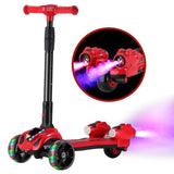 GLARE Y1 Red Electric Scooter