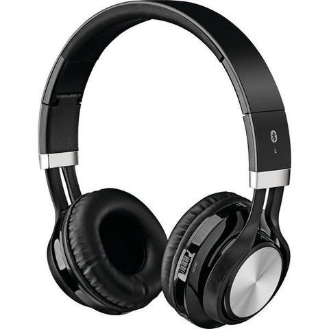 ILIVE IAHB56B Bluetooth Headphones with Microphone (Black) - Peazz.com