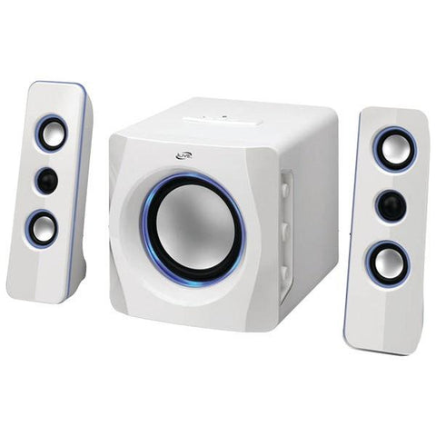 iLIVE iHB23W Bluetooth Sound System - Peazz.com