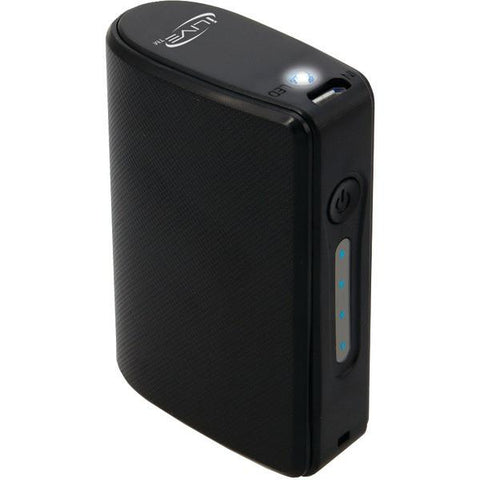 iLIVE IPC525B 5,200mAh Portable Charger (Black) - Peazz.com