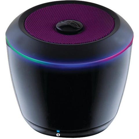 iLIVE ISB14PR Bluetooth Speaker with Changing LED - Peazz.com
