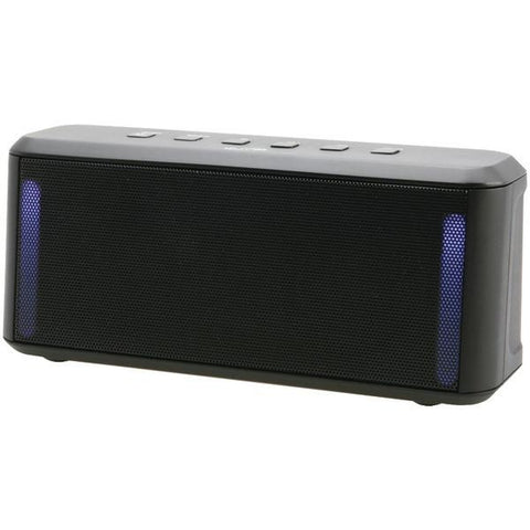 iLive Blue iSB224B Portable Color-Changing Bluetooth Speaker - Peazz.com