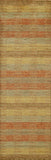 "Momeni GRAMEGM-06MTI3656 INDIAN HAND LOOMED Collection Multi Finish Rugs 3'6""X5'6"""