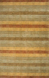 Momeni GRAMEGM-06MTI96D6 INDIAN HAND LOOMED Gramercy Collection Multi Finish Rugs