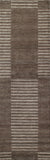 Momeni GRAMEGM-07CAR5080 INDIAN HAND LOOMED Collection Carbon Finish Rugs 5'X8'