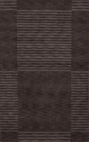 Momeni GRAMEGM-07CAR2680 INDIAN HAND LOOMED Gramercy Collection Carbon Finish Runner