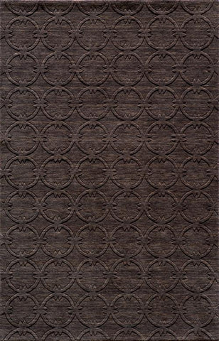 Momeni GRAMEGM-13CHR5080 INDIAN HAND LOOMED Gramercy Collection Charcoal Finish Rugs