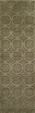 "Momeni GRAMEGM-13SAG7696 INDIAN HAND LOOMED Collection Sage Finish Rugs 7'6""X9'6"""