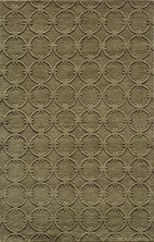 Momeni GRAMEGM-13SAG2030 INDIAN HAND LOOMED Gramercy Collection Sage Finish Rugs