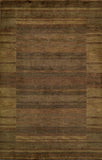 Momeni GRAMEGM-15BRN96D6 INDIAN HAND LOOMED Gramercy Collection Brown Finish Rugs