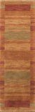Momeni GRAMEGM-15RST5080 INDIAN HAND LOOMED Collection Rust Finish Rugs 5'X8'