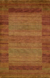 Momeni GRAMEGM-15RST5080 INDIAN HAND LOOMED Gramercy Collection Rust Finish Rugs
