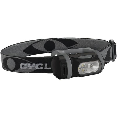 Cyclops CYC-TITANXP 112-Lumen Titan XP LED Headlight (Black/Gray) - Peazz.com
