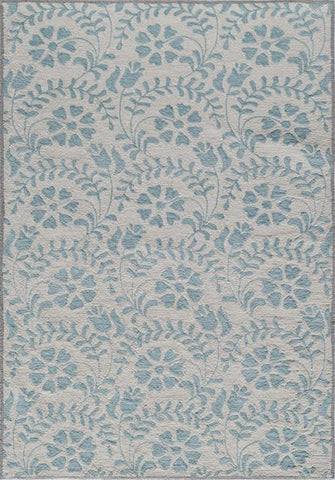 Momeni HAVANHV-10BLU3959 Chinese Hand Tufted Havana Collection Blue Finish Rugs