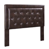 Linon HB143SAB01U Corie Sable Headboard - Queen