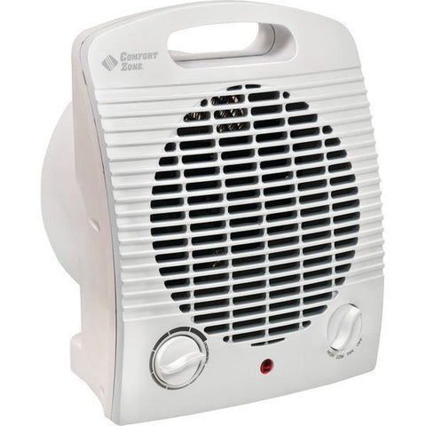 Comfort Zone CZ35 Heater/Fan - Peazz.com