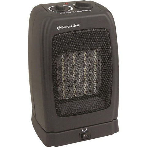 Comfort Zone CZ442 Heater/Fan - Peazz.com