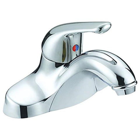 Aqua Plumb 1554010 Chrome-Plated Single-Handle Bathroom Faucet - Peazz.com