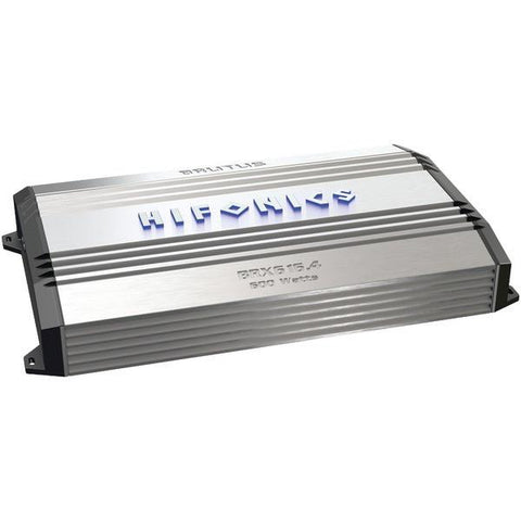 Hifonics BRX616.4 Brutus 4-Channel Super A/B Class Amp (640 Watts) - Peazz.com