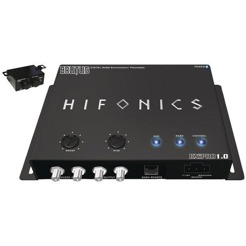 Hifonics BXIPRO 1.0 BXiPro 1.0 Bass Enhancement Processor - Peazz.com