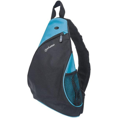 MANHATTAN 439855 Dashpack (Blue/Black) - Peazz.com