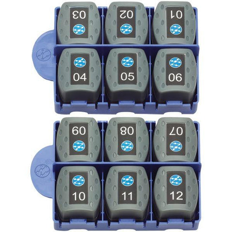 IDEAL 158050 VDV II RJ45 Remotes, 12 pk - Peazz.com