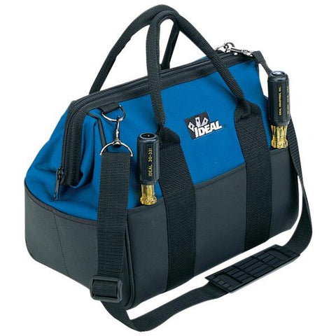 "IDEAL 35-410 13"" Large-Mouth Tool Bag - Peazz.com"