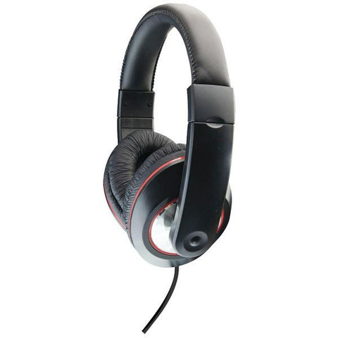 iLIVE IAHV62B DJ Headphones with Volume Control - Peazz.com