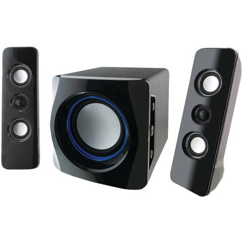 iLIVE iHB23B Wireless 2.1-Channel Bluetooth System - Peazz.com