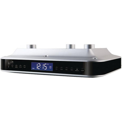 iLIVE iKB333S Under-Cabinet Bluetooth Digital Radio - Peazz.com