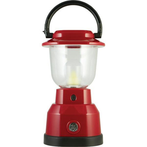 GE 11012 350-Lumen Enbrighten Lantern (Crimson Red) - Peazz.com