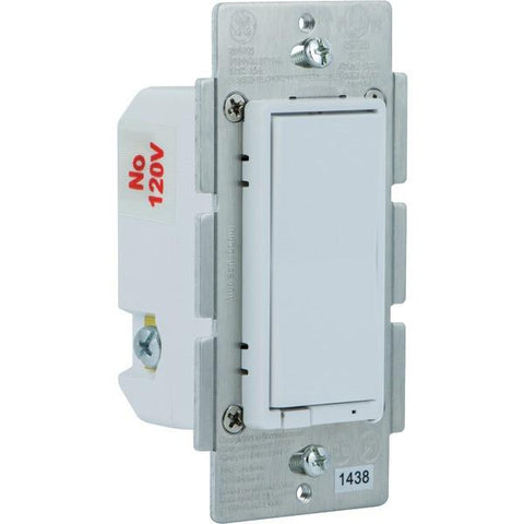 GE 12722 Z-Wave In-Wall On/Off Switch - Peazz.com