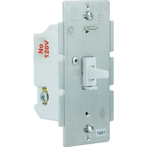 GE 12729 Z-Wave In-Wall CFL-LED Dimmer Switch - Peazz.com