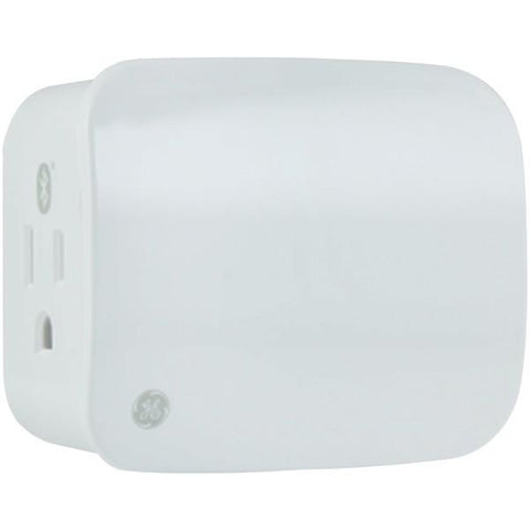 GE 13867 Bluetooth Plug-In Indoor On/off Smart Switch - Peazz.com