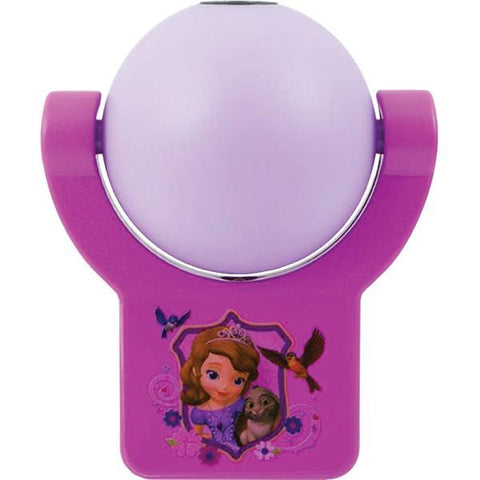 Disney 14529 LED Projectables Night-Light (Sophia the First) - Peazz.com