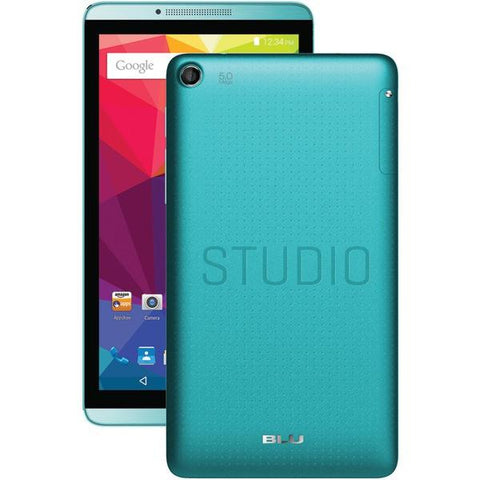 BLU Products S480UBLUE STUDIO 7.0 II blue - Peazz.com
