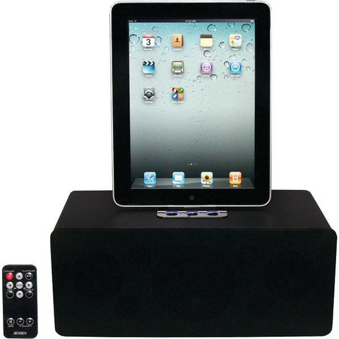 Jensen JiPS-290i iPad/iPhone/iPod Universal Docking Speaker Station - Peazz.com