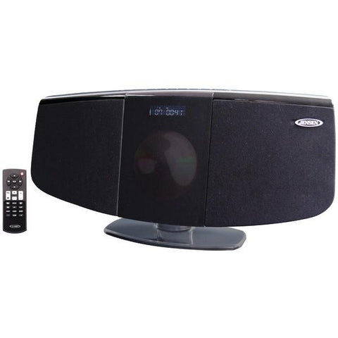 Jensen JBS-350 Bluetooth Wall-Mountable Music System with CD Player - Peazz.com