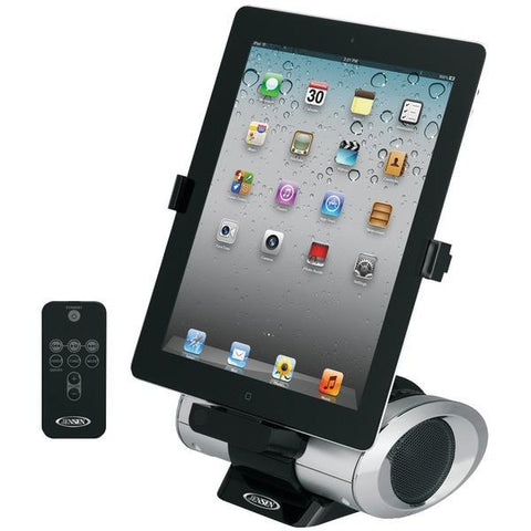 Jensen JiPS-270i iPad/iPhone/iPod Docking Speaker & Charger - Peazz.com