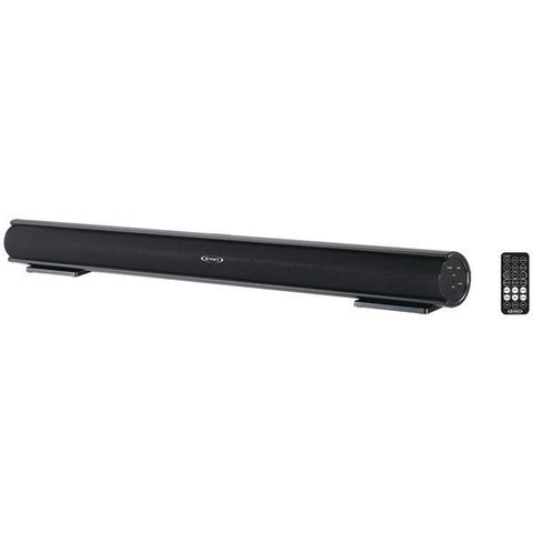 Jensen JSBW-210 2-Channel Wall-Mountable Bluetooth Soundbar - Peazz.com