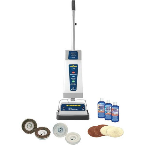 Koblenz P2500B The Cleaning Machine Shampooer/Polisher with T-Bar Handle - Peazz.com
