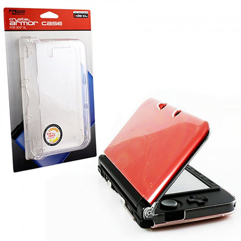 3DS XL Crystal Case (KMD-3DSXL-0599)