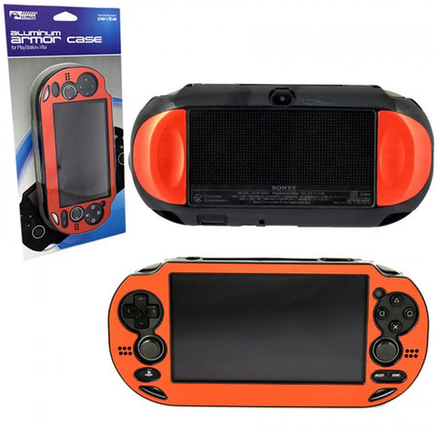 PS Vita Dual Injected Aluminum Armor Case (KMD-PSV-6867)
