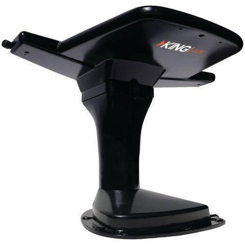King OA8201 KING Jack Aerial Mount HD Antenna with Signal Meter (Black) - Peazz.com