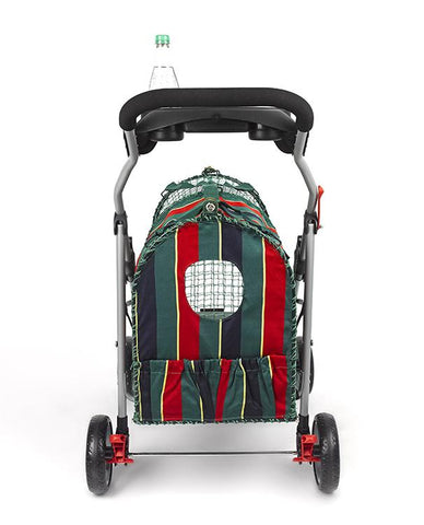 Kittywalk KWPS600 Original Stripe Pet Stroller