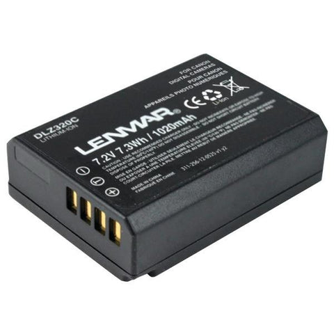 Lenmar DLZ320C Canon LP-E10 Digital Camera Replacement Battery - Peazz.com