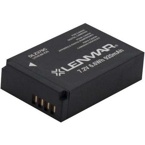 Lenmar DLZ379C Replacement Battery for Canon LP-E12 - Peazz.com